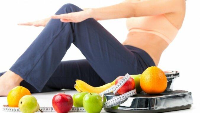 Фитнес и праздничная диета — Советы на лето
