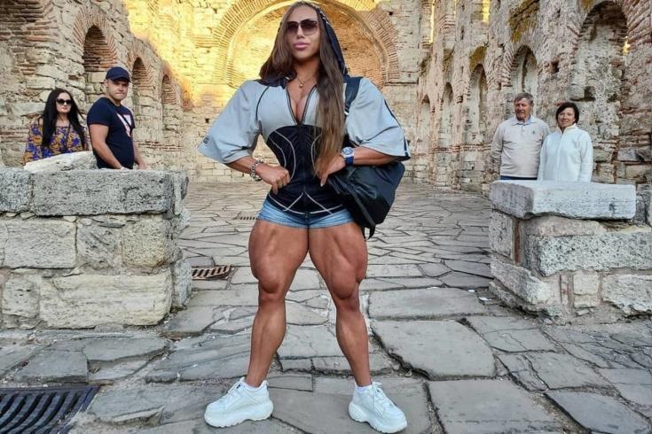 Слишком большие и мускулистые ноги: это не то, что кажется
