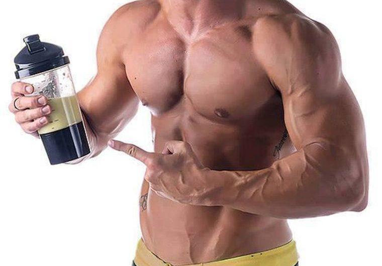 Баланс продуктов для роста мышц