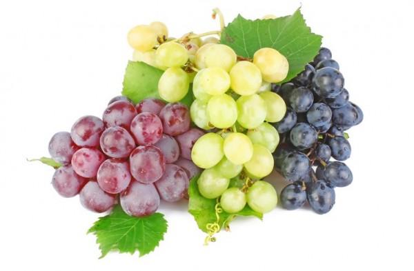 Виноград и спортивная диета