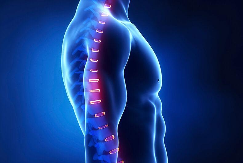 Окклюзия зубов, осанка и боль в спине
